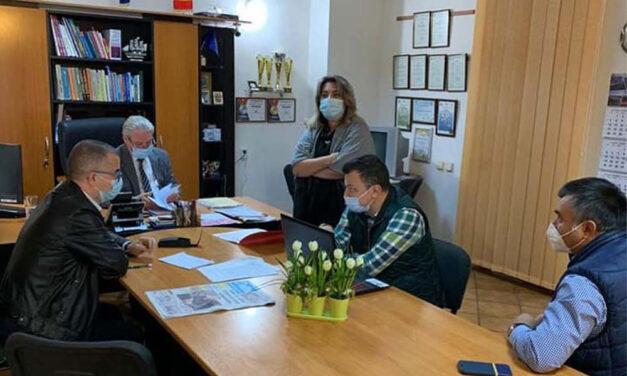 Primarul Ştefan Ilie: Încercăm realizarea cât mai urgentă a unei cereri de finanţare pentru extinderea reţelei de distribuţie a gazelor