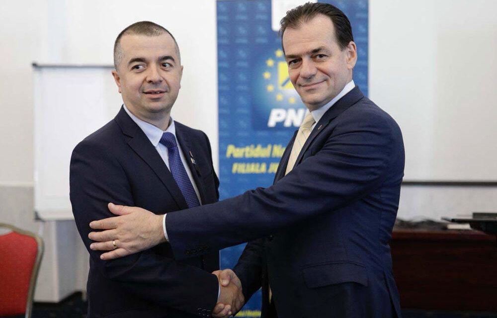 Primarul Ştefan Ilie va fi învestit astăzi în funcţie în prezenţa premierului Ludovic Orban