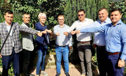 """Primarul ales Ştefan Ilie: """"Împreună cu PER şi USR vom forma noua majoritate din Consiliul Local Tulcea"""""""