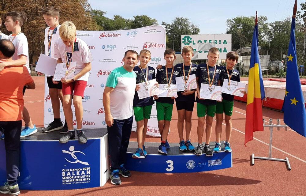 Reuşite duble pentru atleţii din Chilia Veche