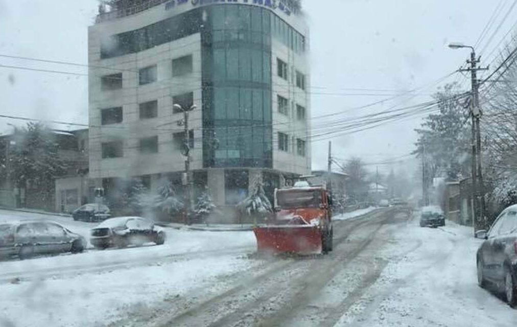 Serviciile Publice, pregătiri pentru sezonul de iarnă