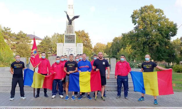 Ştafeta veteranilor iniţiată de Ziua Armatei României a început la Tulcea