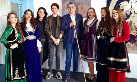 Sterică Fudulea, noul preşedinte al Comunităţii Armâne din România