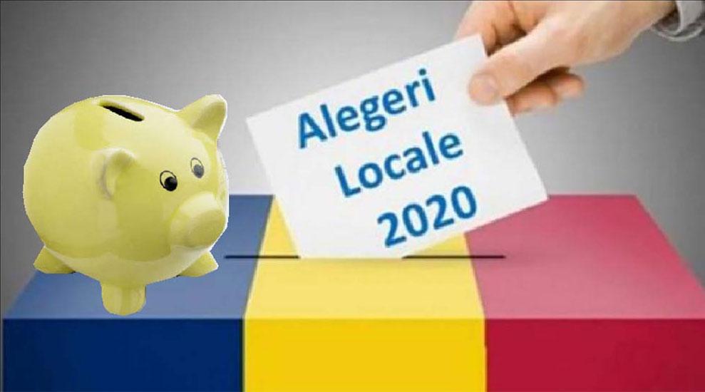 Topul contribuţiilor la campania electorală pentru alegerile locale la Tulcea