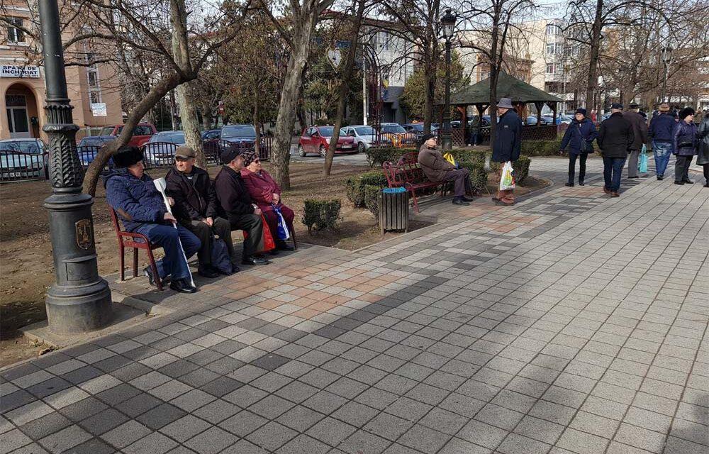 Ziua Internaţională a Persoanelor Vârstnice, fără evenimente organizate la Tulcea