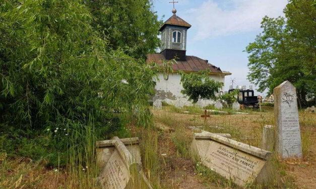 Cimitirul multietnic din Sulina va fi restaurat