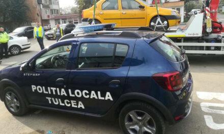 Circa 3.000 de maşini, parcate zilnic neregulamentar în municipiul Tulcea