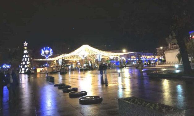 Pe 1 decembrie se aprind luminiţele de sărbători în municipiul Tulcea