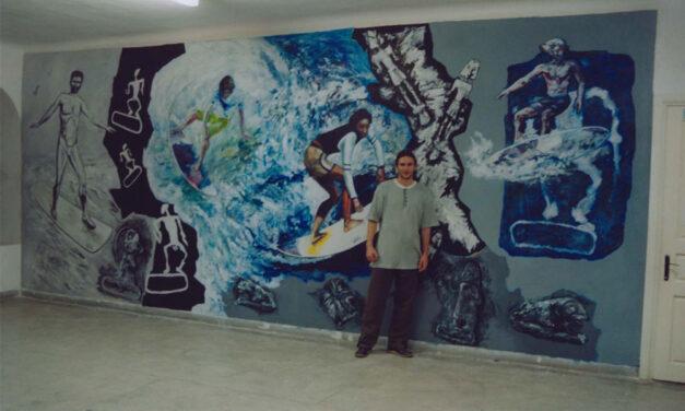 """Pictorul Doru Luchian: """"Sunt genul căruia îi place să disimuleze realitatea şi chiar ce simte"""""""