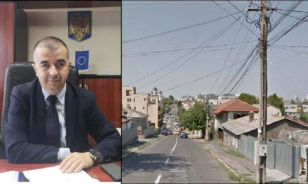 Primarul Ştefan Ilie, despre stadiul proiectelor de investiţii