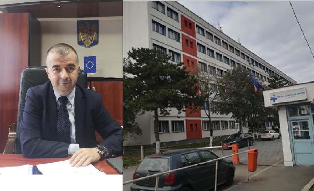 """Primarul Ştefan Ilie: """"Încercăm să găsim o sursă de finanţare pentru investiţii de care spitalul are nevoie"""""""