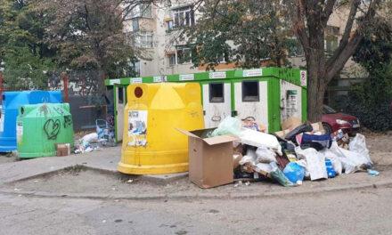 Se ieftineşte gunoiul în municipiu