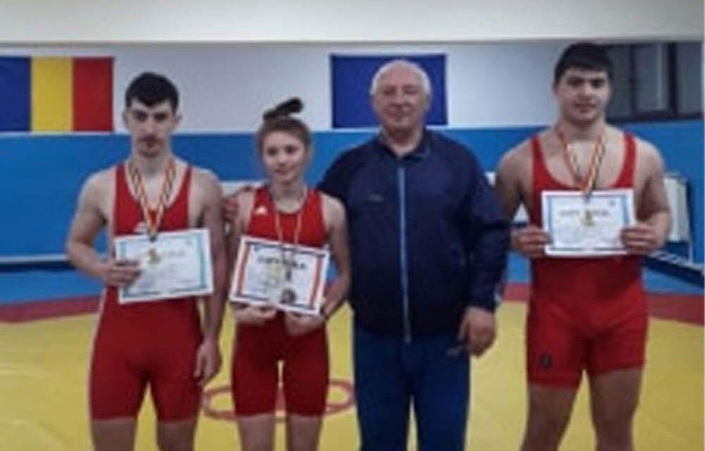 Tulceanul Ali Gean, medalie de aur la Turneul Internaţional de Lupte Bucureşti