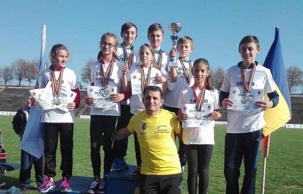 Atleţii de la ACS Delta Chilia Veche: 19 medalii obţinute anul acesta