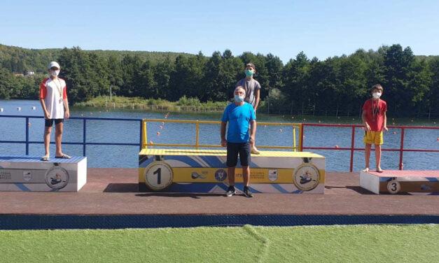 Canotorii de la CSM Danubiu Tulcea: 15 medalii obţinute în anul pandemiei