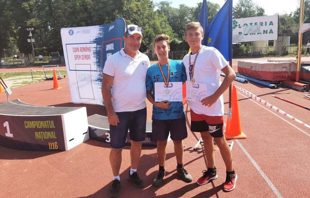 Clubul de atletism din Turcoaia a obţinut 7 medalii anul acesta