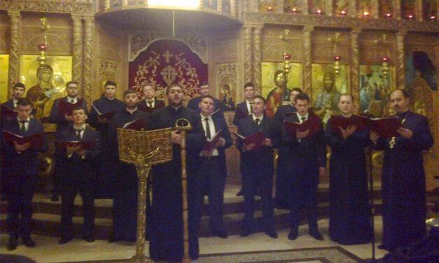 """Corala Casiana, în concert tradiţional de colinde la Catedrala Episcopală ,,Sf. Nicolae"""""""