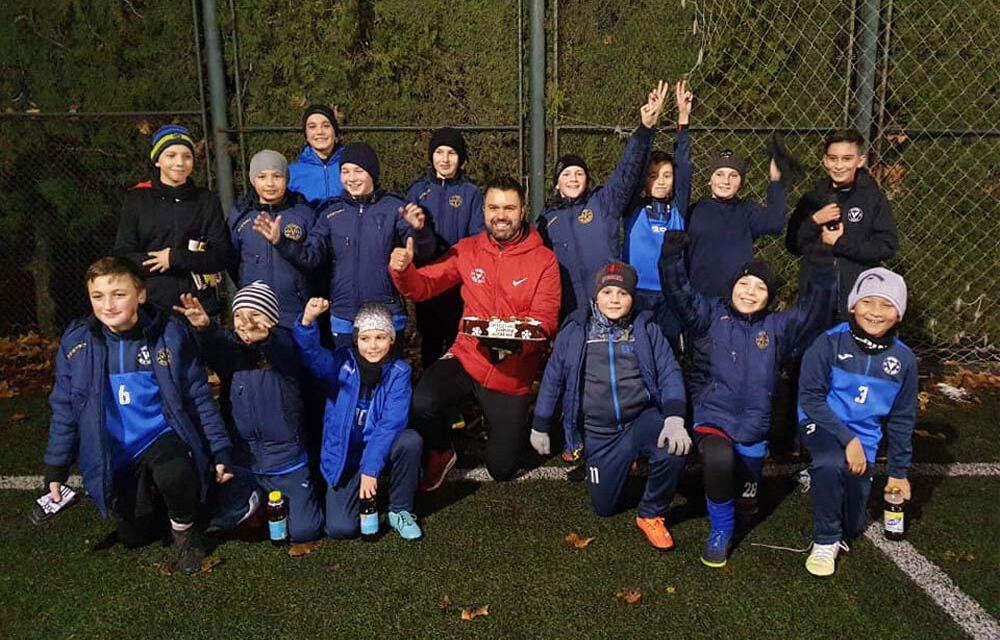 Fotbaliştii de la Victoria Delta Tulcea n-au putut participa anul acesta la competiţii din cauza pandemiei