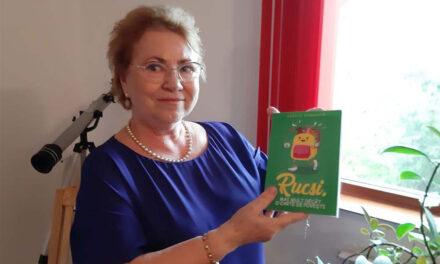 O nouă carte de Angela Dumbravă: Rucsi, mai mult decât o carte de poveşti