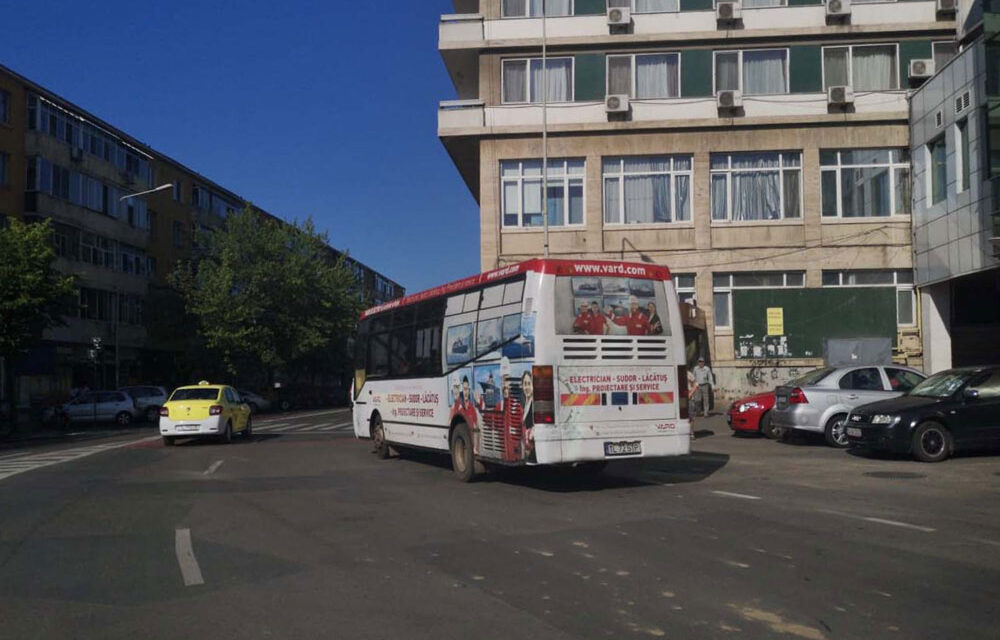 Cartierul Vărărie Baltă din municipiu, inclus în programul de transport public local