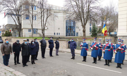 Ceremonial militar şi religios dedicat eroilor Revoluţiei