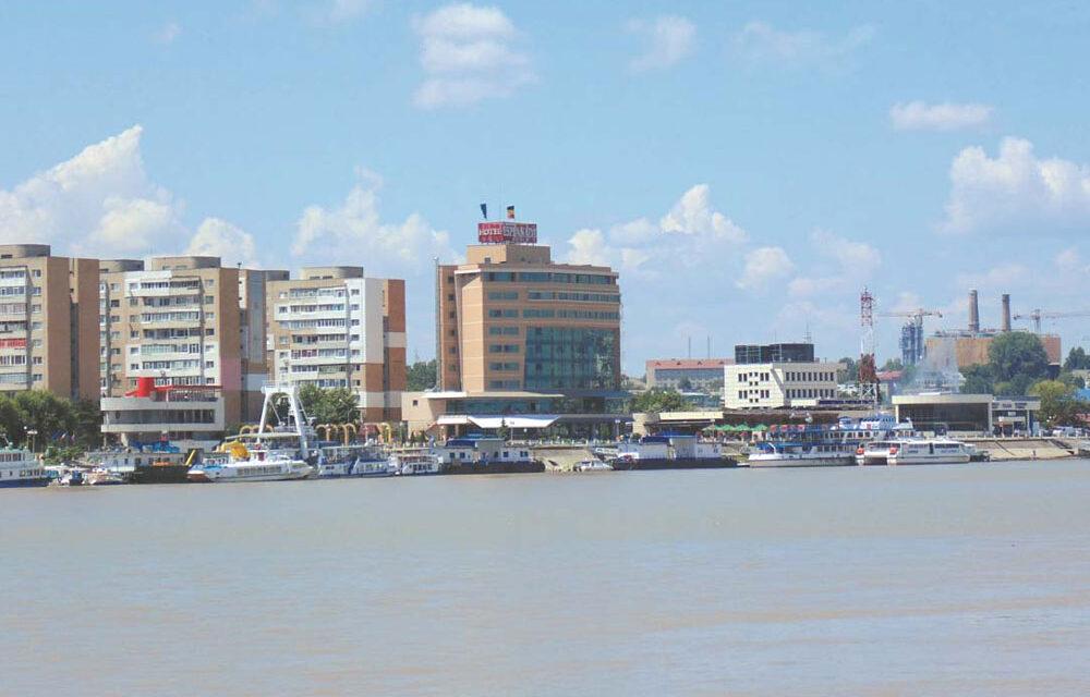 Mişcări de trupe în Portul Tulcea. Transportul naval de persoane va fi relocat