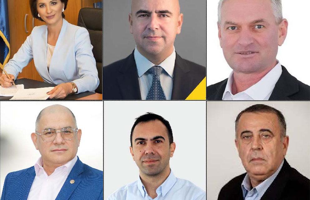 Parlamentarii tulceni şi-au preluat funcţiile în cadrul comisiilor