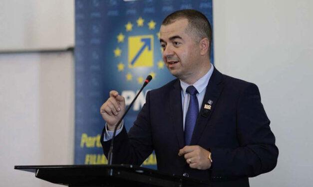 """Preşedintele PNL Tulcea, Ştefan Ilie: """"Ne dorim să avem un om la Fonduri Europene"""""""