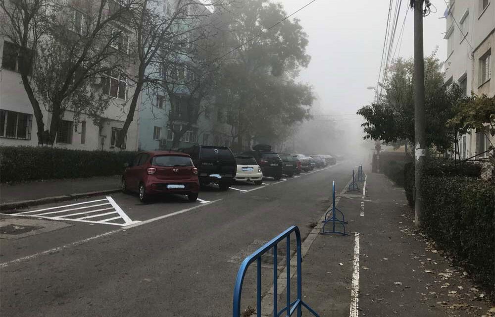 Primăria reorganizează locurile de parcare din municipiu