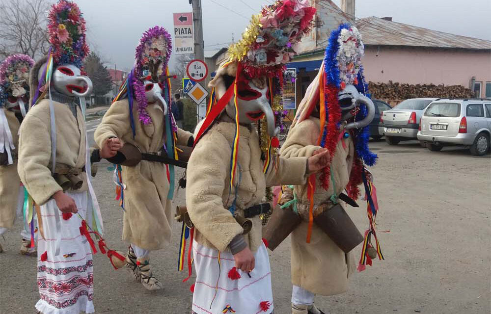 Sărbătoarea Moşoaielor de la Luncaviţa, în vremuri de pandemie