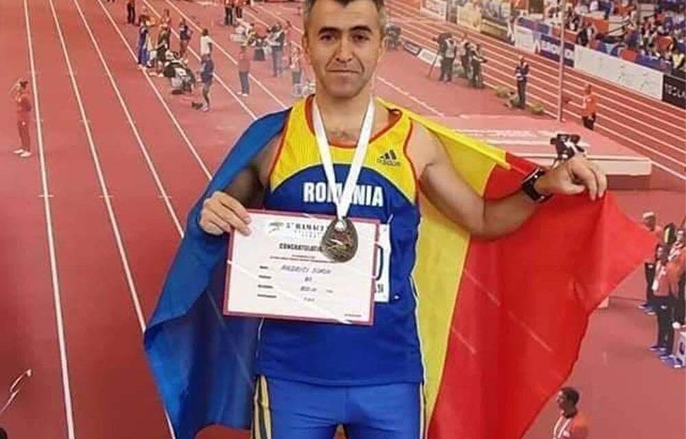 Sorin Andrici şi echipa Spartanii, rezultate bune la competiţiile de atletism de anul acesta