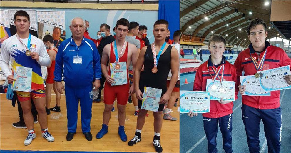 Sportivii tulceni au obţinut 7 medalii week-end-ul trecut