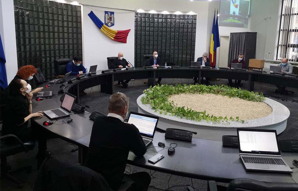Consiliul Judeţean împrumută 28 de milioane de lei pentru derularea unor proiecte europene