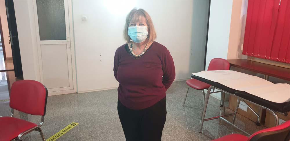 A început vaccinarea anti-COVID la Tulcea