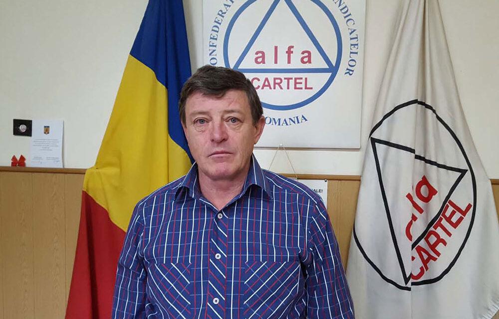 """Petruş Solomencu, preşedintele Cartel ALFA: """"Va urma un an foarte zdruncinat şi zbuciumat"""""""