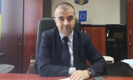 Primarul Ştefan Ilie a semnat contractul pentru sistemul de ape pluviale din municipiu