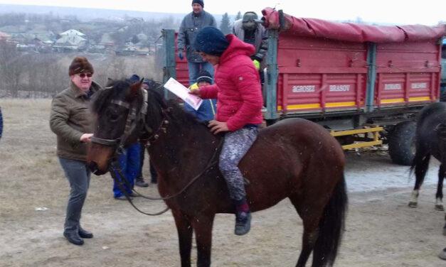 O nouă ediţie a botezului cailor, la Cataloi