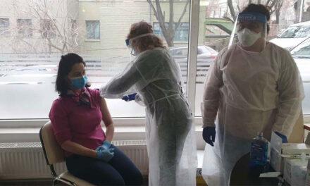 A doua etapă de vaccinare a populaţiei din judeţul Tulcea începe din 20 ianuarie