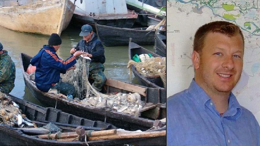 """Dr. Aurel Năstase: """"Principala cauză pentru reducerea cantităţilor de peşte din Rezervaţie este pescuitul cu aparatele de curentat"""""""