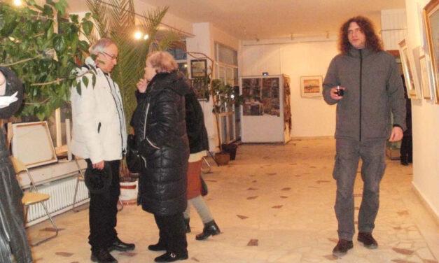 Expoziţie de iarnă la Galeria Fondului Plastic: Adrian Pal, Grigore Carată şi Gheorghe Neaţă, printre expozanţi