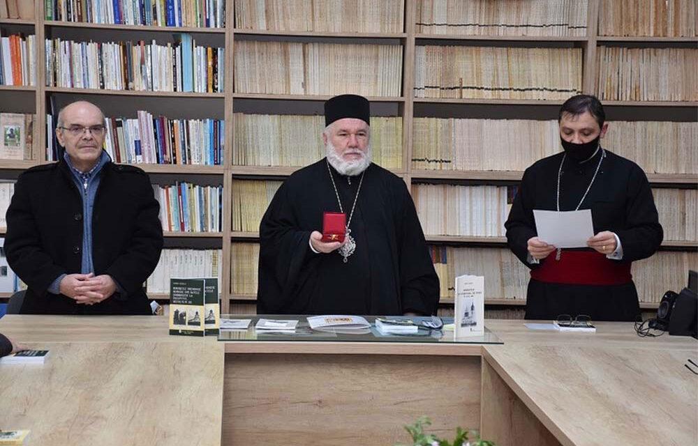 """Lansare de carte la Tulcea: ,,Bisericile ortodoxe române din satele Dobrogene la începutul secolului XX"""""""