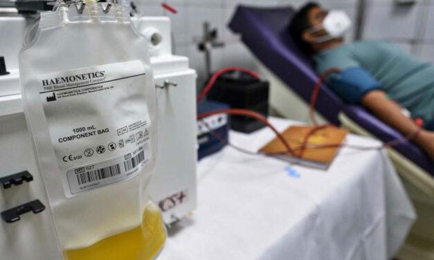 Numărul donatorilor a crescut: 30 de tulceni au donat plasmă convalescentă