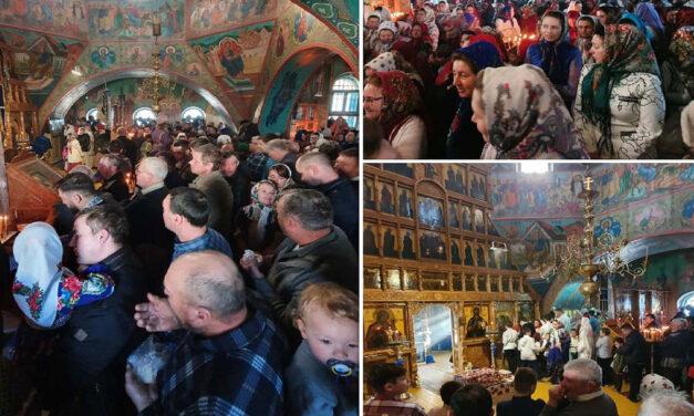 Ortodocşii de rit vechi sărbătoresc Crăciunul