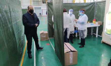 Prefectura Tulcea solicită dublarea dozelor de vaccin anti-COVID