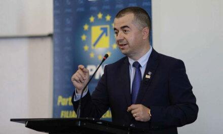 Preşedintele PNL Tulcea, Ştefan Ilie, nu susţine demisia lui Ludovic Orban de la şefia partidului