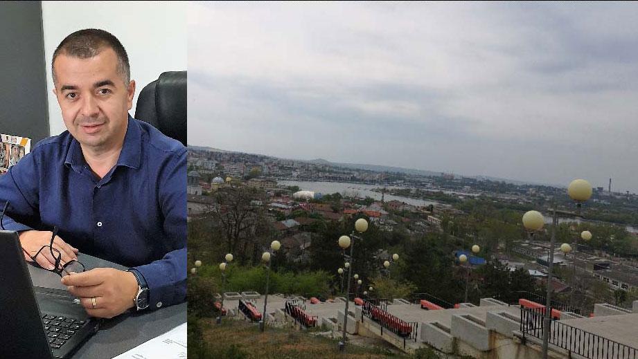 Primarul Ştefan Ilie solicită sprijin din partea oamenilor de afaceri tulceni