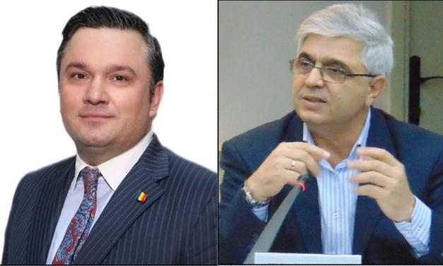 Social democratul Dumitru Mergeani şi liberalul Nicolae Chichi, primele propuneri pentru funcţia de vicepreşedinte în CJ