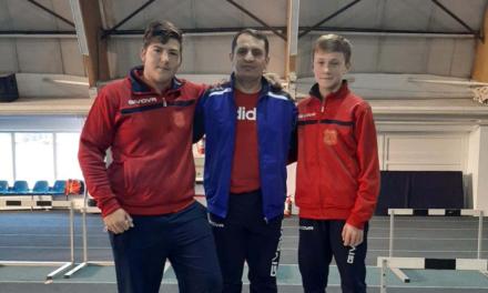Trei medalii de aur şi una de bronz obţinute de sportivii din Chilia Veche