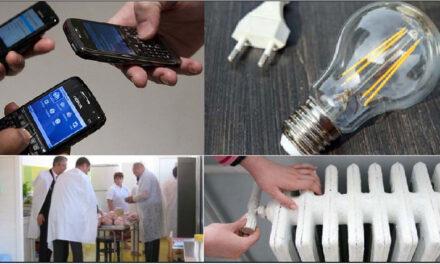 Tulcenii au reclamat serviciile de energie electrică, termică, telefonie mobilă, dar şi comerţul online