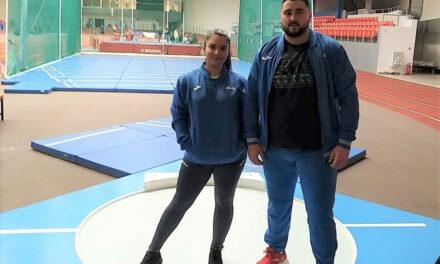 Mădălina Manole, locul 5 la Campionatul Balcanic de la Sofia